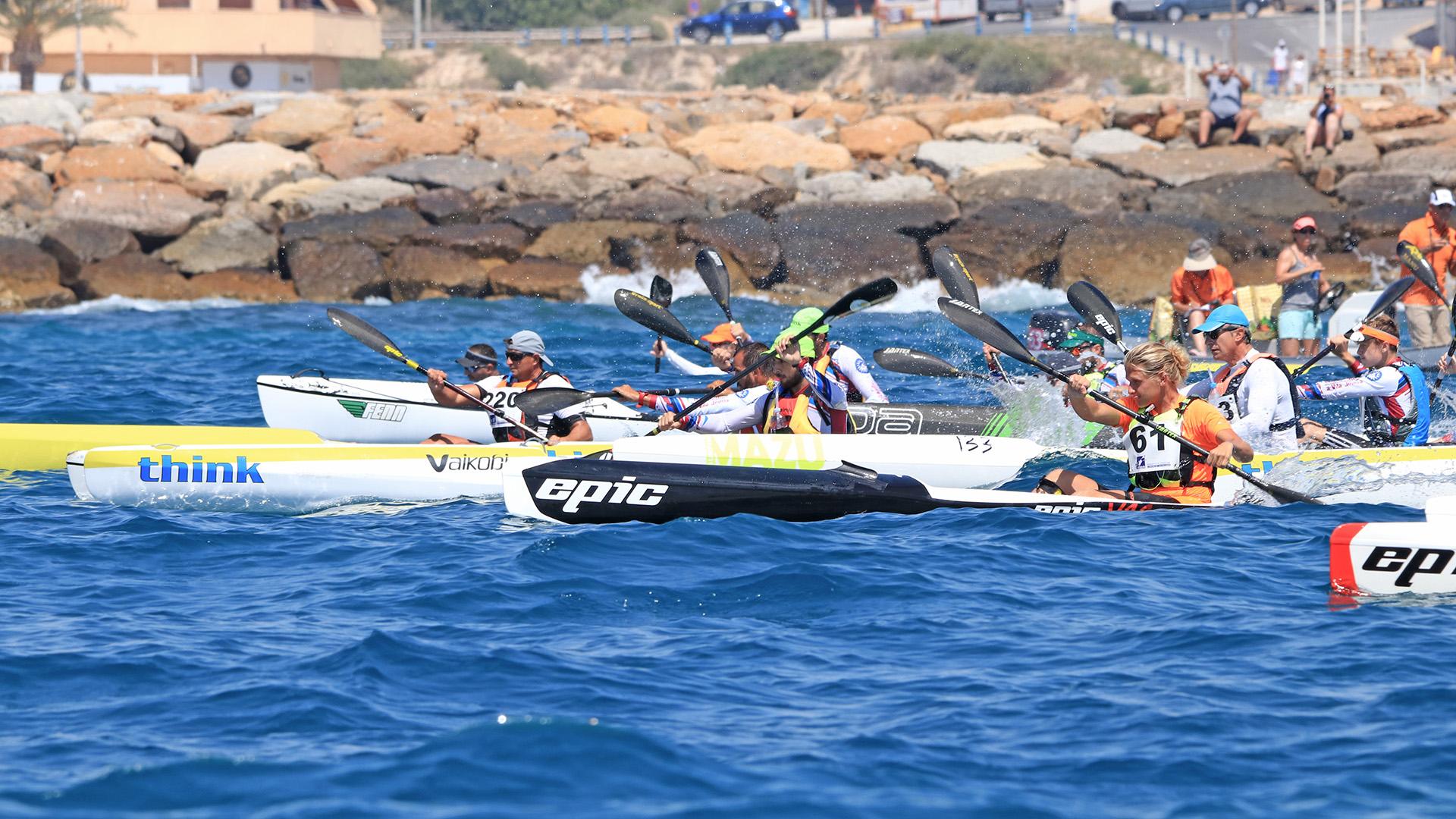 II Prueba Kayak de Mar - Club Náutico Campello