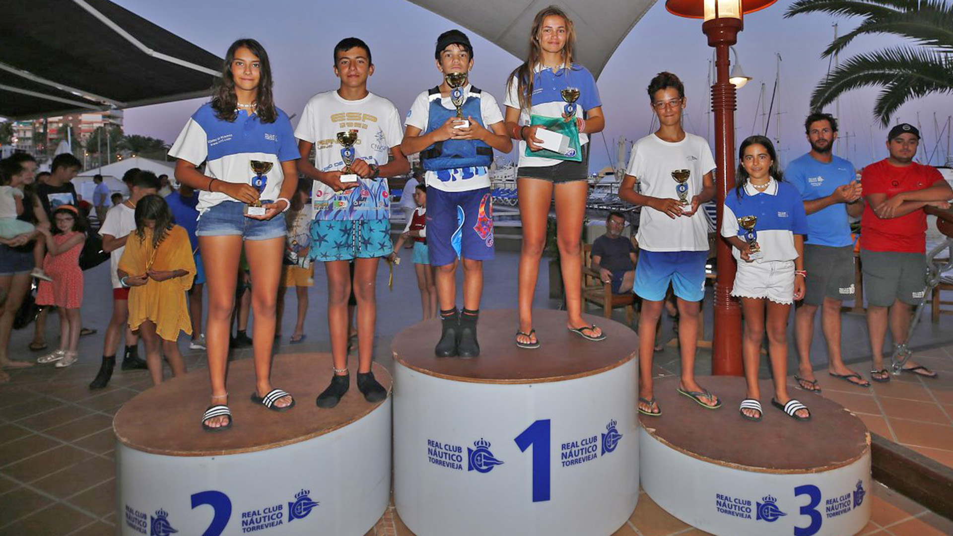 Trofeo Michel - Club Náutico Campello