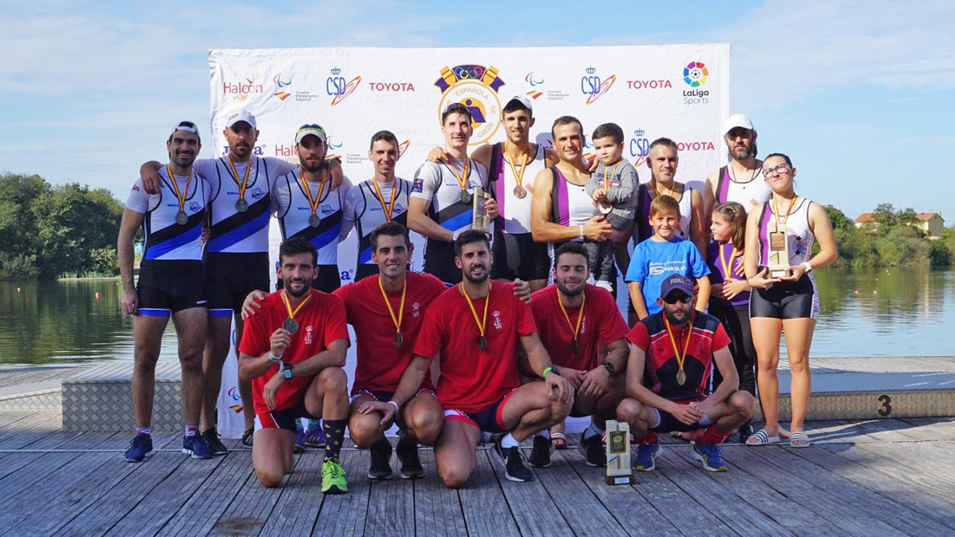 Campeonato de España de Yolas - Club Náutico Campello