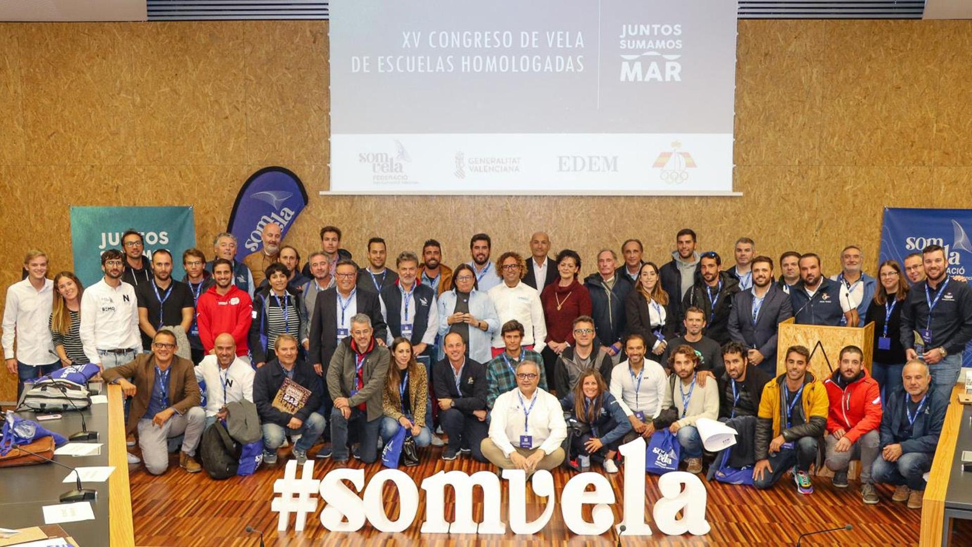 XV Congreso de Escuelas Homologadas - Club Náutico Campello