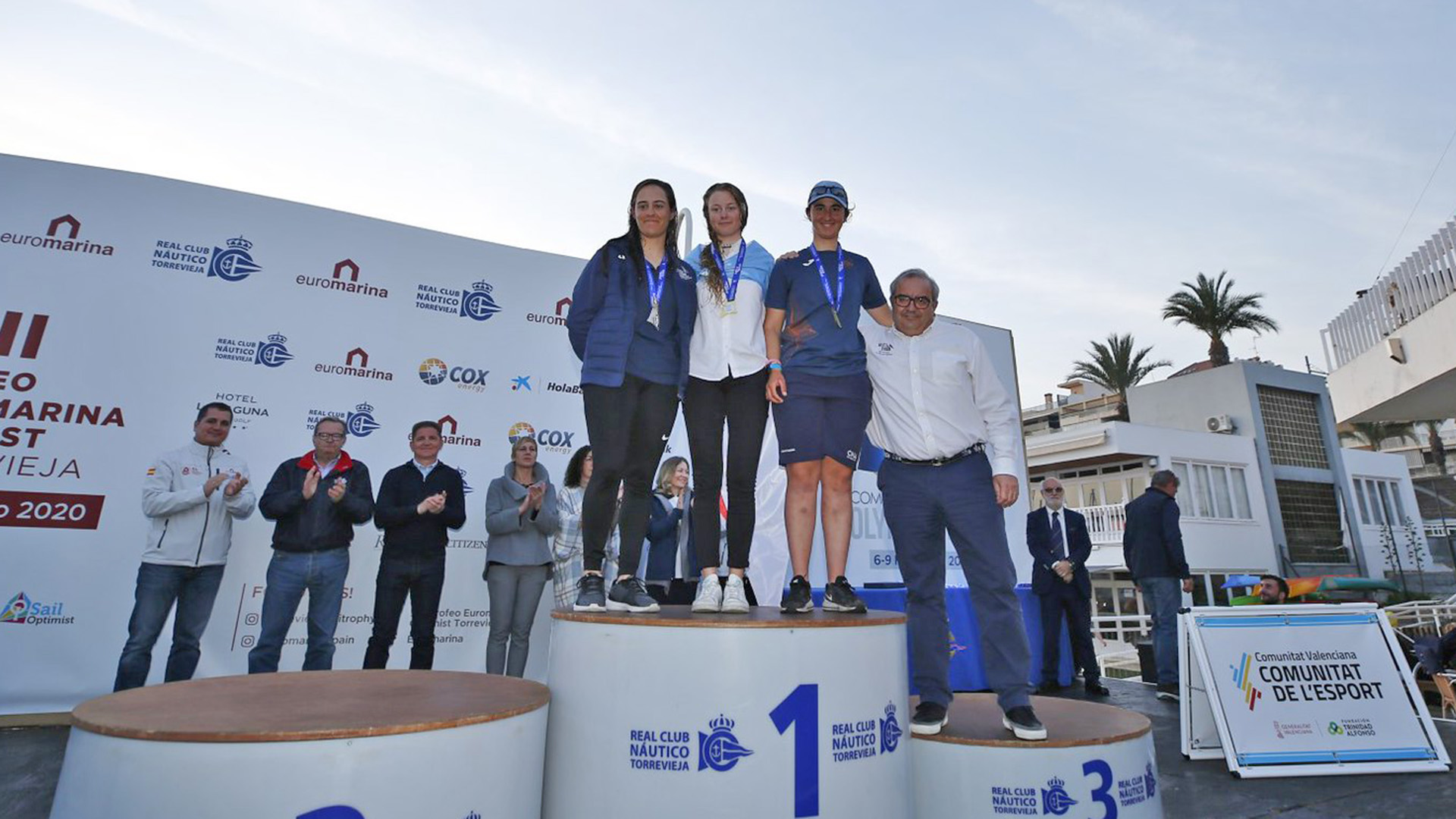 VI Olympic Week Comunitat Valenciana