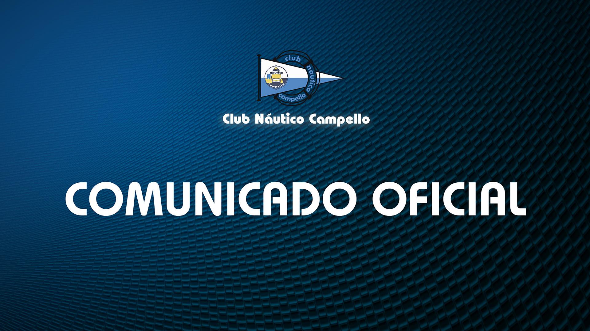 COMUNICADO OFICIAL CNC