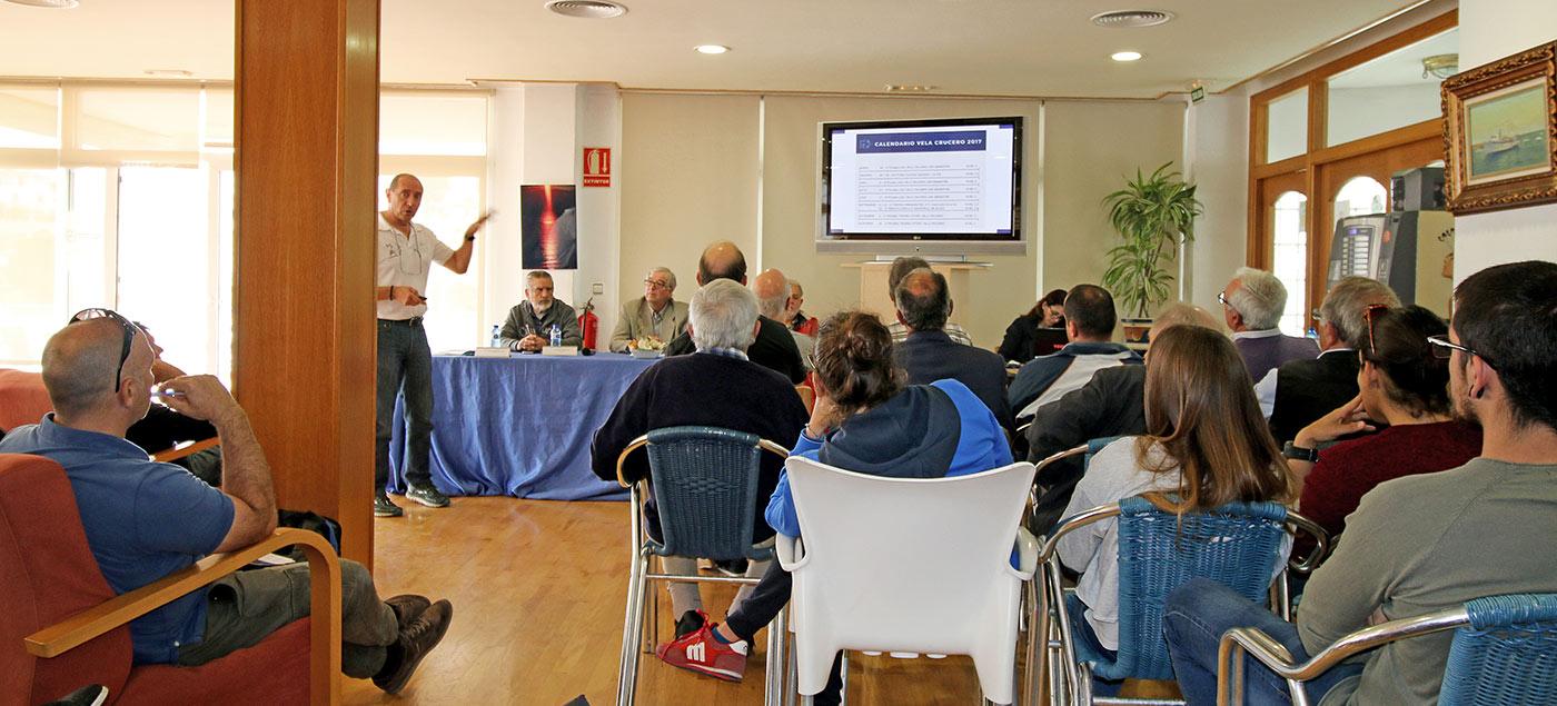 Club Náutico Campello - Asamblea 2020