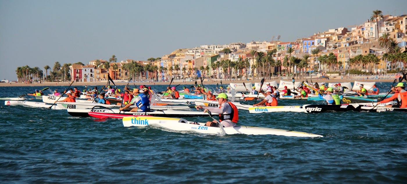 Kayak de Mar - Club Náutico Campello