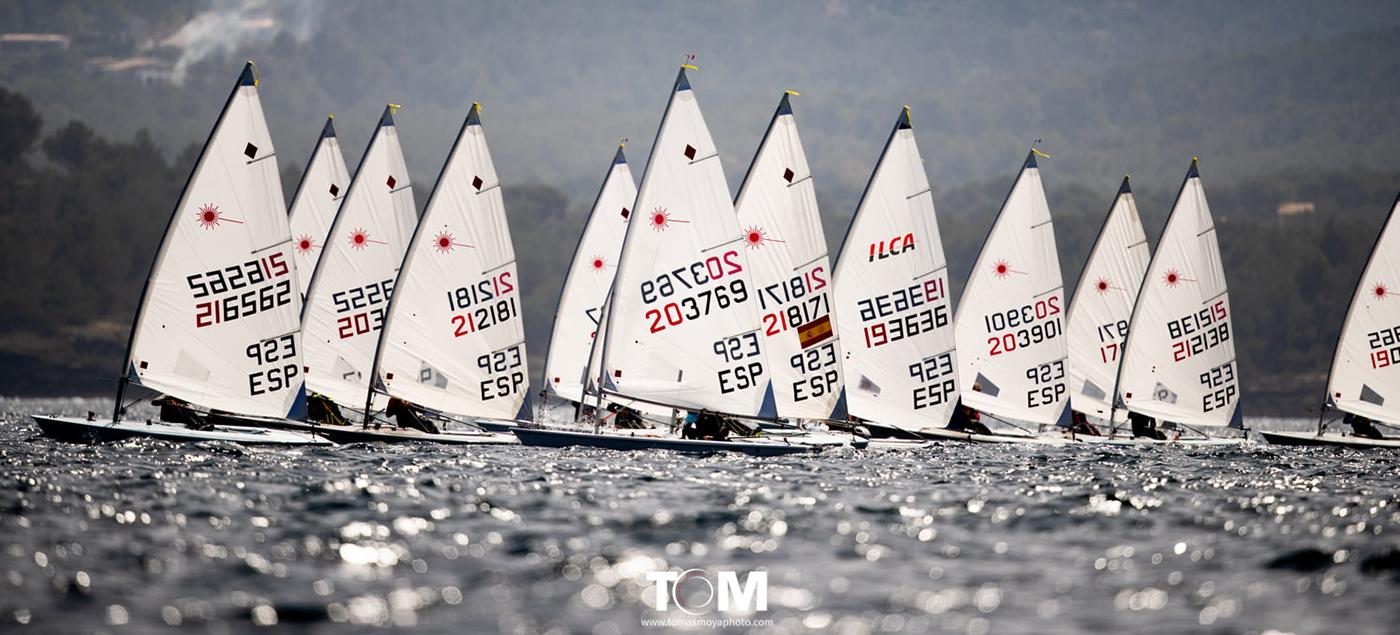 ILCA 6 - Club Náutico Campello