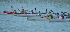 I Copa de España Kayak de Mar