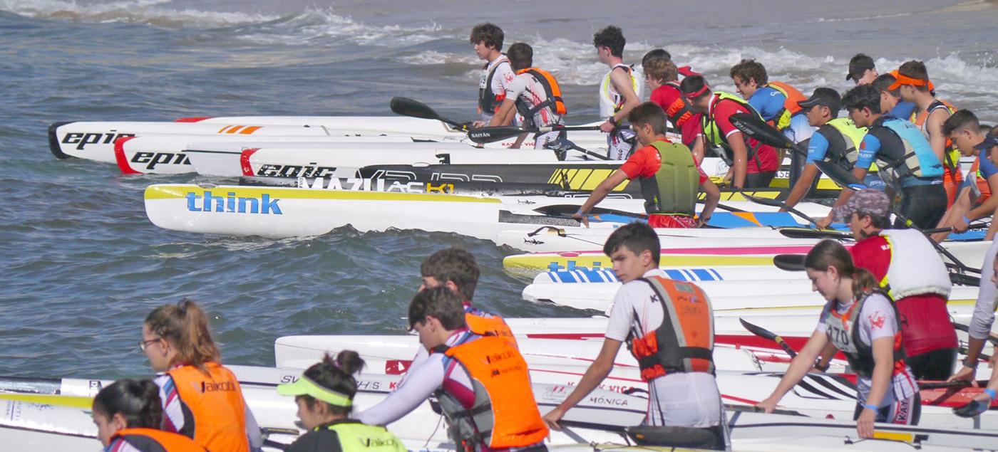 III Copa de España Kayak de Mar - Club Náutico Campello